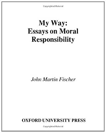 "essay on moral accountability The essays in this book are not about trying to claim the moral high  in nigeria  as a ""way of life"" under ""supposedly accountable democratic."