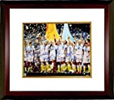 2015 World Cup Champions Team Signed 16x20 photo
