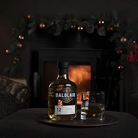 Balblair 12 Years Old Highland Single Malt Scotch Whisky 46% - 700 ml in Giftbox