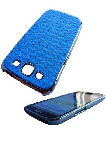 Avcibase 4260310641744 Strass Etui für Samsung Galaxy S3 i9300 blau