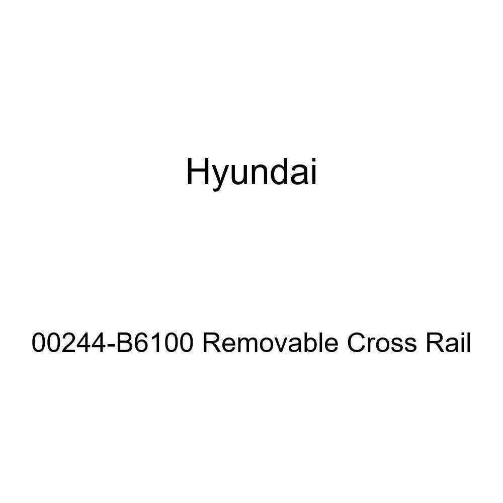 HYUNDAI Genuine 00244-B6100 Removable Cross Rail