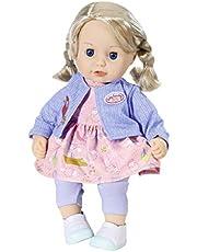 Baby Annabell Little Sophia 36cm - Voor Peuters Vanaf 1 Jaar - Bevordert Empathie & Sociale Vaardigheden - Pop & Outfit