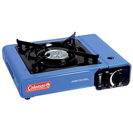 Amazon.com: Coleman 1-Burner Tabletop Butane Camp Stove / 2- Pack: Home Improvement