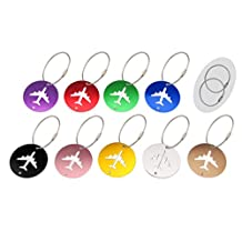 Luggage Travel Tags, Luggage Bag Suitcase Tag Labels