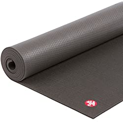 Manduka PRO Yoga and Pilates Mat, Black, 85""