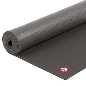 "Manduka PRO Yoga and Pilates Mat, Black,71"""