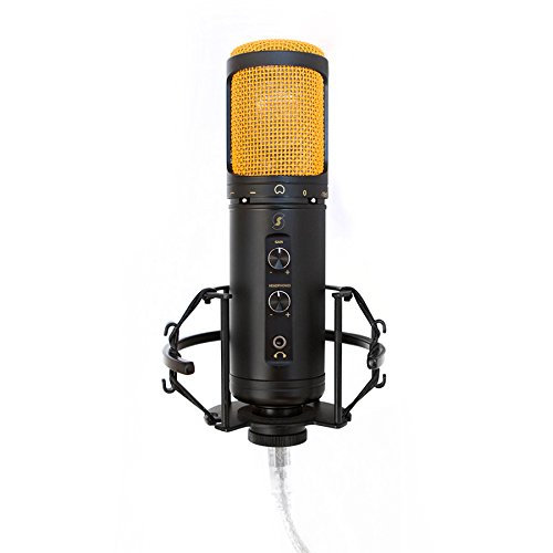 Editors Keys SL600 | Unidirectional Condenser USB Microphone