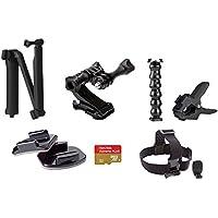 Skate Kit Premium Bundle for GoPro Accessories for GoPro Hero 4/3/2/1