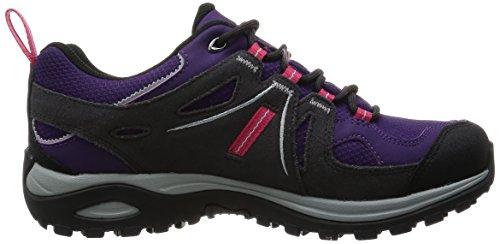 Salomon Ellipse 2 GTX W, Zapatillas de Senderismo Para Mujer, Morado (Morado/(Cosmic Purple/Asphalt/Lotus Pink) 000), 37 1/3 EU