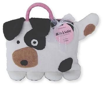 Amazon.com: Perro de peluche almohada cartera: Baby