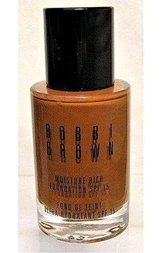 Bobbi Brown Moisture Rich SPF 15 Foundation Chestnut
