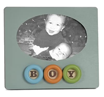 Tree by Kerri Lee Picture Frame Rings, Boy by Tree by Kerri Lee
