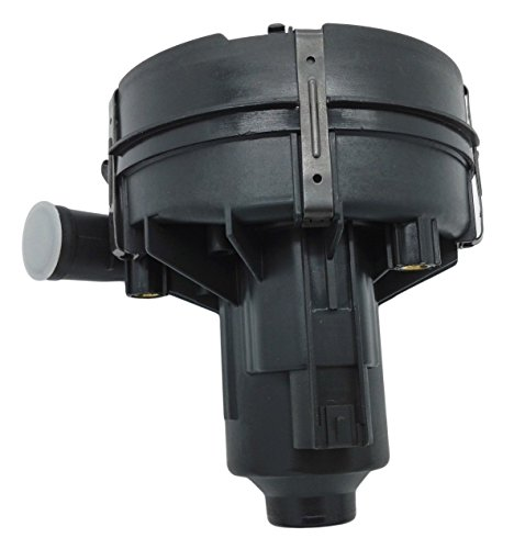 OKAY MOTOR Secondary Air Injection Pump for Cadillac DeVille Seville Olds Aurora Intrigue 3.5 4.0 4.6L (Motor Seville)