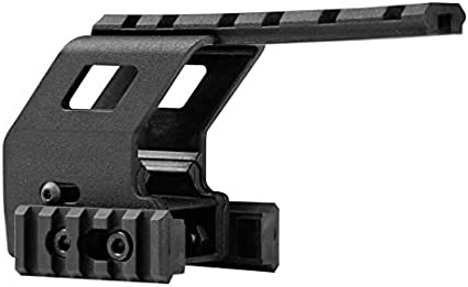 NO LOGO L-Yune, Dispositivo de adaptación Accesorios Pistola táctica Carabina Kit Airsoft Pistolas de Aire de Montaje for CS G17 18 19 Escopeta de Caza Accesorios (Color : B)