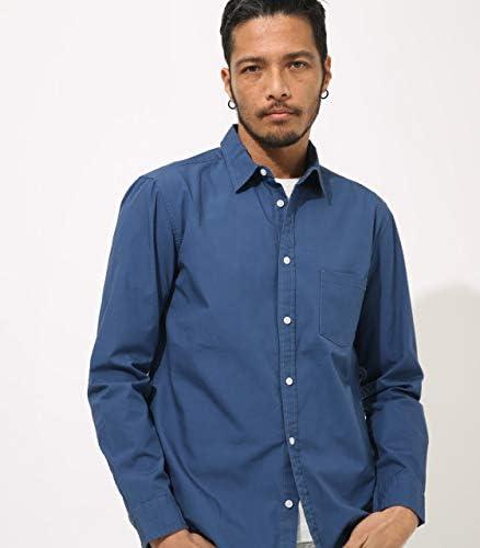 ワイシャツ 【MEN'S】COTTON DUNP BASIC SHIRT 251CSM30-175D