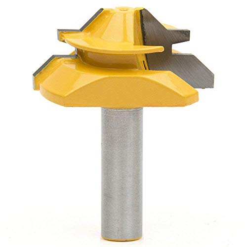 Migiwata 45 Degree Lock Miter Router Bit 2