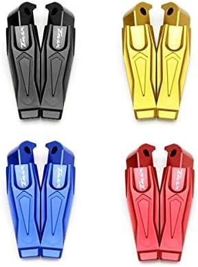 TOOGOO CNC Alliage DAluminium Moto P/édale Repose-Pied pour Yamaha Tmax530 Tmax500 Xp500 Moto Modification Accessoires Rouge
