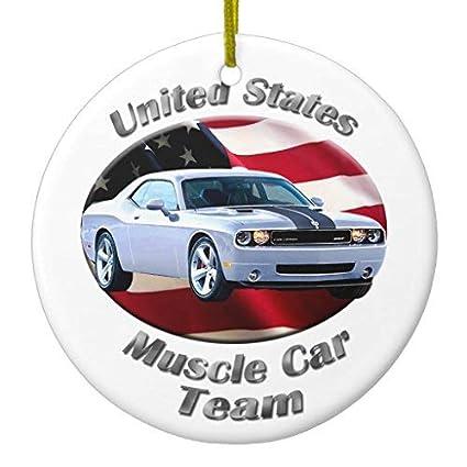 Amazon Com Sheilanelly Dodge Challenger Srt8 Muscle Car Team