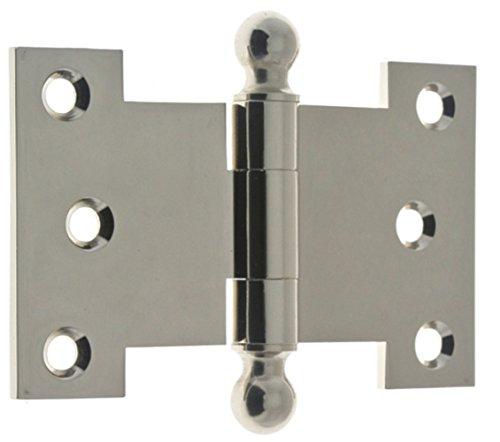 IDHBA 80254-014 Professional Grade Quality Solid Brass 2-1/2