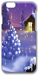 Chirstmas Home Sweet Home 3D iPhone 6 Case
