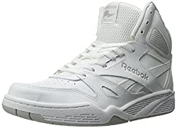 Reebok Men's Royal Bb4500h Xw Fashion Sneaker, Whitesteel, 10 4e Us