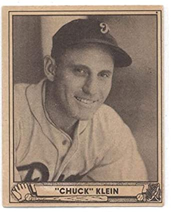 Image result for Chuck Klein 300