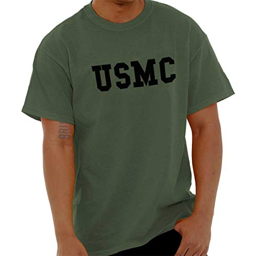 United States Military Marines T-shirt - Military USMC United States Marine Corps T Shirt Tee
