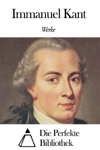 Werke von Immanuel Kant (German Edition)