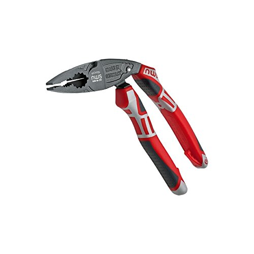 NWS 1096-69-200 Combi-Ergo 45 Pistol Grip Combination Pliers by NWS