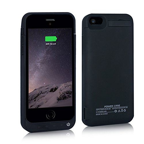 Battery Rechargeable External Kickstand Protection product image