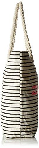 Billabong Bolsa de tela y de playa, rayas (multicolor) - C9BG01