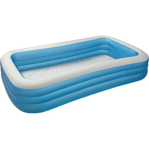 Family Pool - Inflatable Wading Pool Big Enough For Family & Friends To Sit Or Lounge! - 120