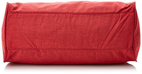Kipling Sunbeam, Borsette da polso Donna Rosso (Spark Red)