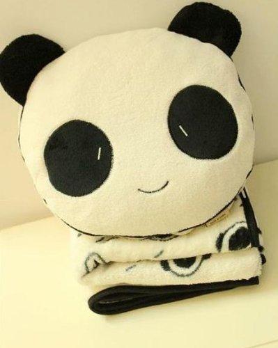 Caja Carcasa de oso Panda magic life cojín manta de funda de ...