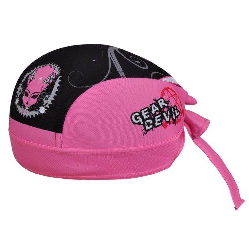 Weelly Life Cycling Headband Performance Shorty Cap Head Wrap Doo Rags Women (D)