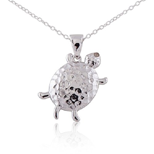 sterling-silver-rhodium-plated-diamond-accent-turtle-pendant-necklace-18