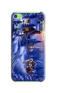linJUN FENG2014 Merry Christmas New fashionable TPU Designed for iphone 5/5s Hard Case Cover