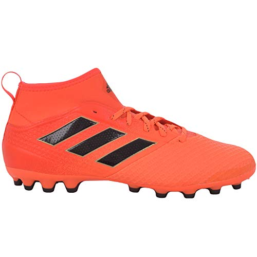 adidas Performance Mens ACE 17.3 AG Soccer Boots - 8.5 Orange
