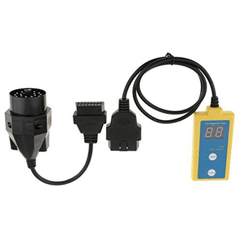 Gazechimp Airbag Réinitialisation Outil Diagnostic Système OBD-II Pour BMW Z3 Z4 Z5