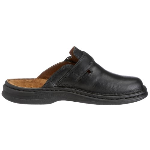 Josef Seibel 10122 Heren Slippers Zwart