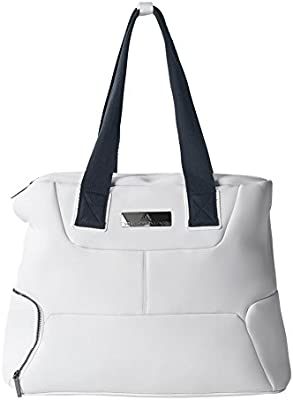 Vaciar la basura trolebús conocido  Adidas Stella McCartney Tennis Bag: Amazon.co.uk: Sports & Outdoors