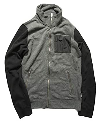 Hollister Mens Hoodie (Grey No Hood, M) at Amazon Men's ...