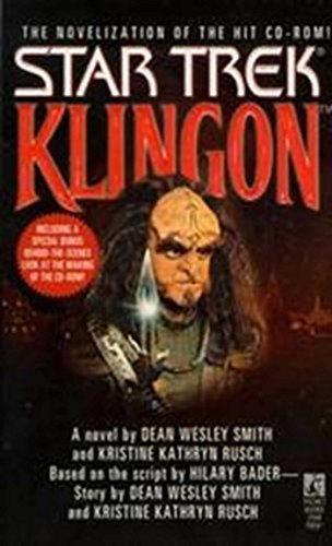 Klingon: A Warrior's Guide (Star Trek: The Next Generation)