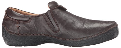 Propét Womens Dagny Flat Brown