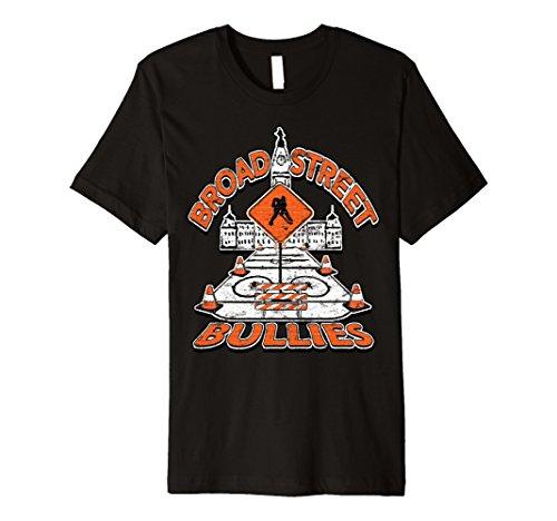 Broad Street Bullies Philadelphia Hockey Orange and -