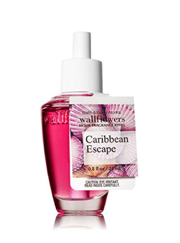 Bath & Body Works Wallflowers Fragrance Refill Bulb Caribbean Escape Spring ()