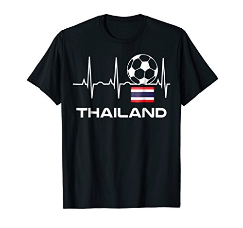 Thailand Soccer Jersey - Best Thai Football Gift - Jersey Soccer Thai