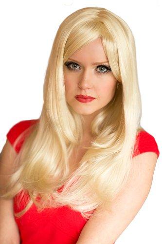 De largo Natural de las pelucas un número muy Annabelle, de la luz de Rubio
