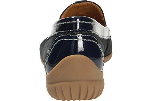 Gabor Damen Slipper Comfort Basic Blau qz4TcqP7