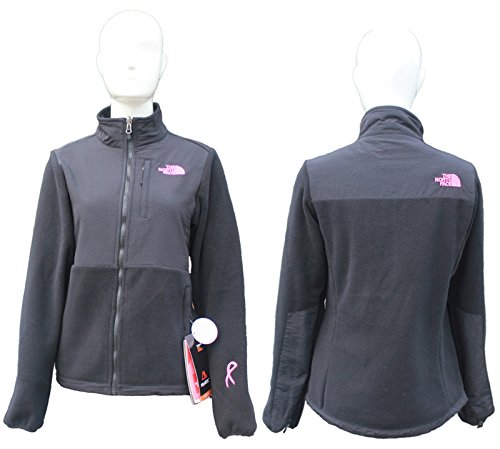 e9f1652d1 The North Face Women's Pink Ribbon Denali Jacket, Recycled TNF ...